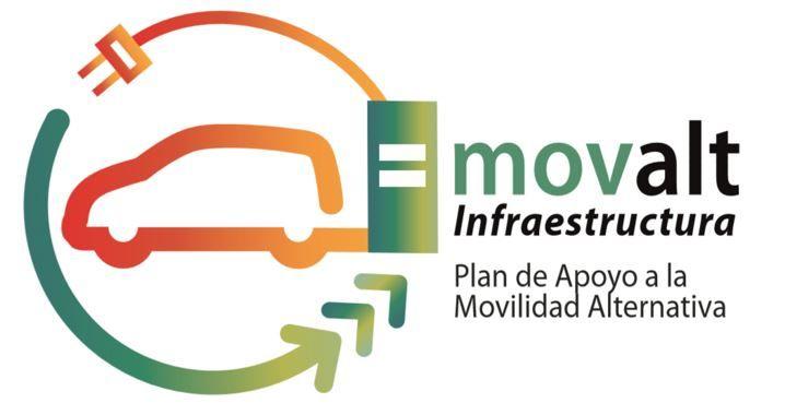Plan MOVALT Infraestructuras para los puntos de carga del coche eléctrico