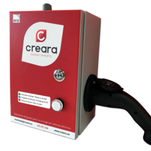 wallbox-coche-electrico Creara